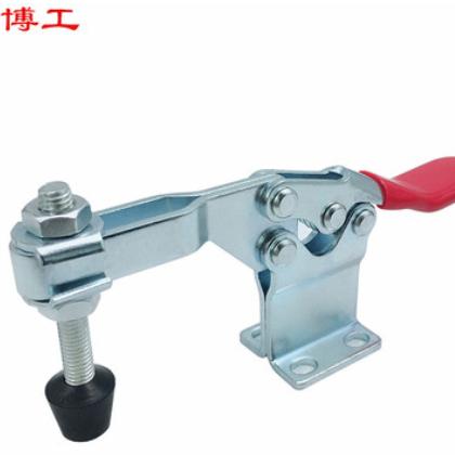 水平式快速夹具压紧器 工装夹钳CH GH-225-DHB 固定器 木工夹具