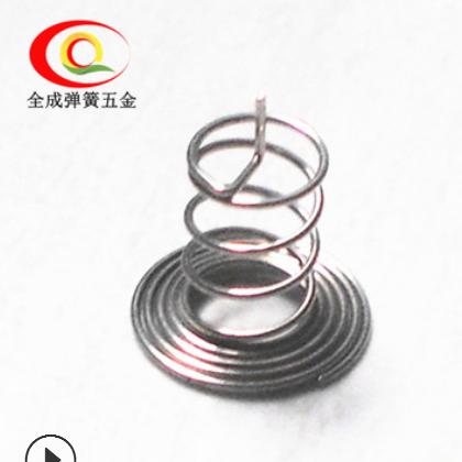 深圳厂家热销触摸弹簧按键感应弹簧触摸弹簧批发可免费供样品