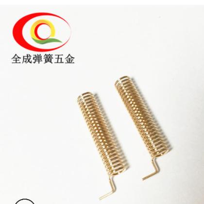 深圳厂家生产各种弹簧天线433Mhz弹簧天线内置增益天线厂家直销