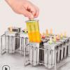 厂家直销不锈钢雪糕模具家用自制水果冰淇淋模具冰棍模具棒冰模具