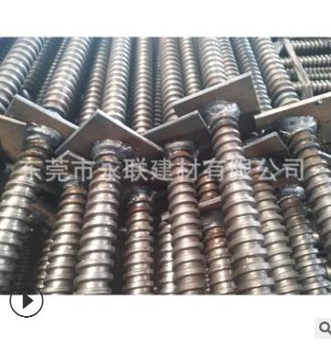 止水螺杆建筑用东莞源头厂家大量现货直销螺杆穿墙