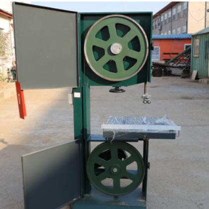 厂家直销MJ346木工带锯机 台式细木工带锯机 木料切割机 木工机械