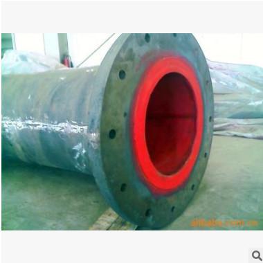供应泥浆输送衬胶管|矿浆输送衬胶管道 耐磨衬胶管道