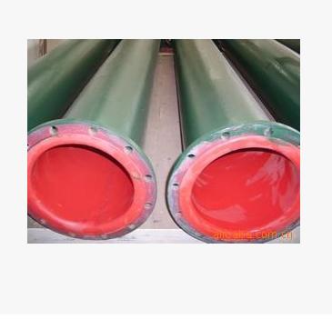供应管道衬胶|衬胶碳钢管|钢橡复合管