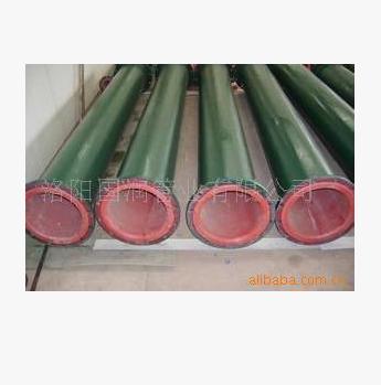钢橡脱硫管道,电厂脱硫管道