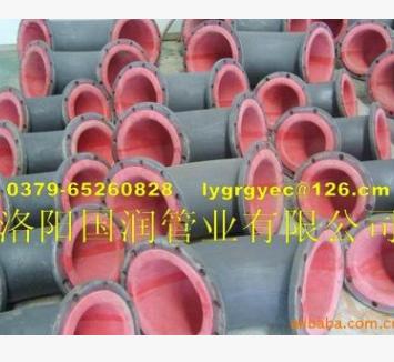 衬胶电厂脱硫管,防腐脱硫管供应