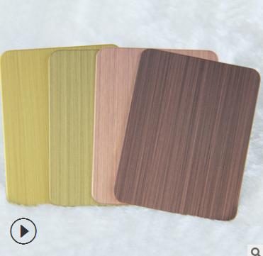 不锈钢仿铜板 发黑红古铜板 镀黑红古铜 青古铜板 来样定制