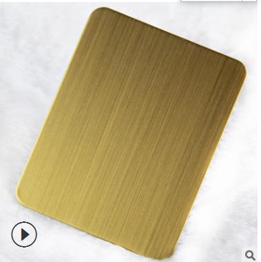 不锈钢仿铜板 镀铜板 拉丝镀铜发黑做旧 幕墙电梯门装饰 来样定制