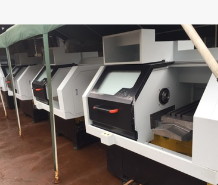 台州品牌机床设备全自动冲孔机数控机床台湾上银线轨车床厂家直供