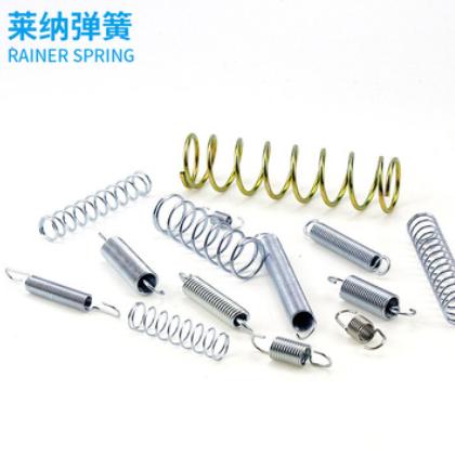 厂家供应 异形拉伸弹簧 加工定制按摩器小弹簧拉簧压缩弹簧 批发