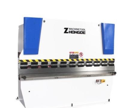 不锈钢加工液压双缸折边机WC67Y系列100T-2500折边机数控折弯机