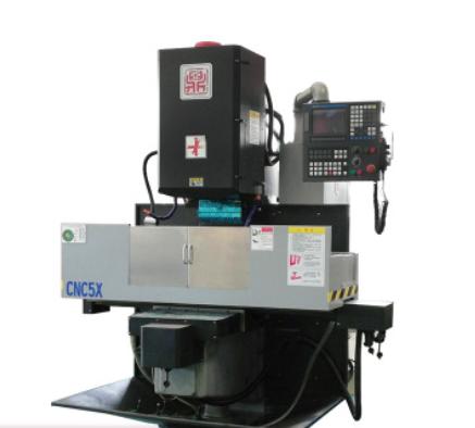 生产精密加工CNC5X数控铣床立式多功能数控铣床节能低耗加工铣床