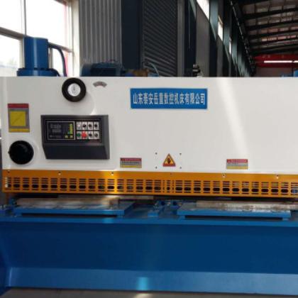 工厂直销液压闸式剪板机 精度高压力大 工作效率高液压剪板机