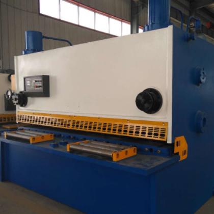 剪板机 山东泰安厂家现货直销 4*2500液压闸式剪板机