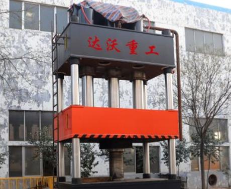 不锈钢产品拉伸成型机 500吨液压机 500T四柱液压机