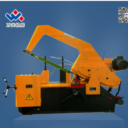 供应HS系列 HS7132弓锯床 出口标准 金属液压弓锯床 高精度高品质