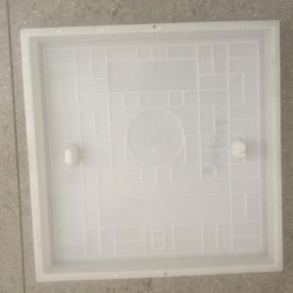 市政用下水井盖正方形圆形带雨字污字无字可定做操作方便