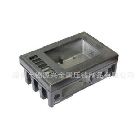 深圳压铸工厂 控制器 铝外壳 模具 压铸 铝合金手板加工 雷达外壳
