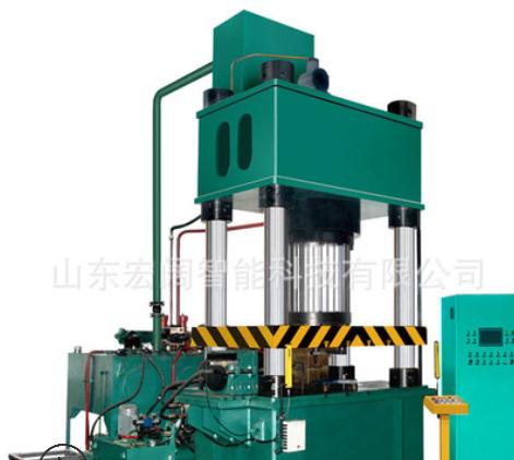 500吨液压机 200液压机四柱三梁油压机 金属拉伸自动液压机