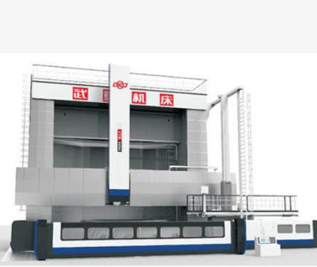 供应武汉武重VTM52系列 数控双柱立式铣车床青岛中大机电售