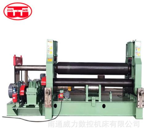 南通厂家供应三辊机械上辊万能式四辊卷板机
