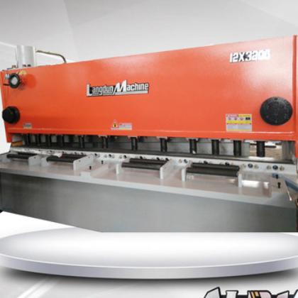 液压数控机床 专用机床12mm闸式厚剪板机 精密钣金数控液压剪板机