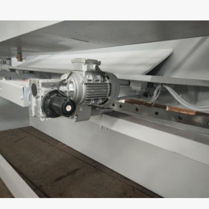 剪板机 整机加工QC11K型数控闸式剪板机 南京数控加工剪板折弯机