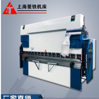 上海折弯机 加工定制250吨6米折弯机 角度编程 双伺服数控折弯机