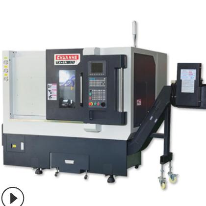 厂家精密刀塔尾座式TX-6A数控车床 高精密卧式数控全自动机床