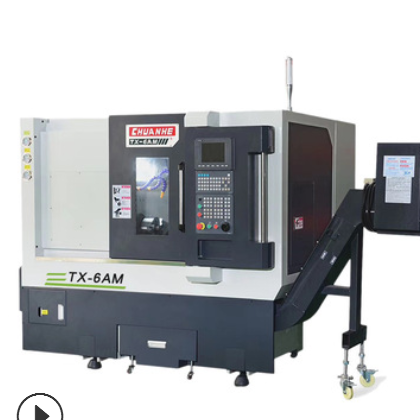 车铣复合数控机床 斜床身线轨数控车床 车铣复合加工设备厂家